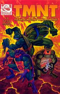 TMNT Super Turtles Mirage