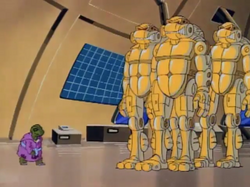Kermas robots