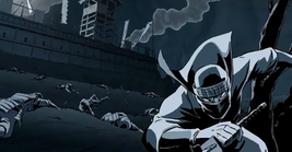 Foot clan founder 5