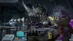 2012 Bebop and Rocksteady firing