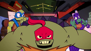 Leo, Raph, and Donnie