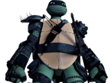 Traje Súper Ninja Leonardo