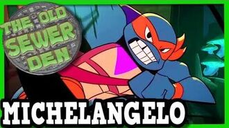 Michelangelo, What We Know...So Far - Rise Of The Teenage Mutant Ninja Turtles