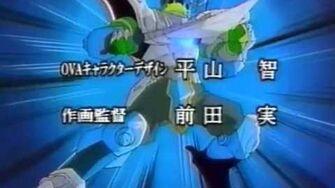 Mutant Turtles Choujin Densetsu-hen (Opening)