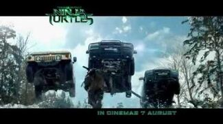 TMNT Movie - International TV Spot 4