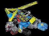 Turtle Chopper (2016 Mega Bloks set)