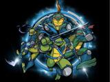 It's Ninja Time