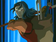 TMNT 2003 theme Casey Jones