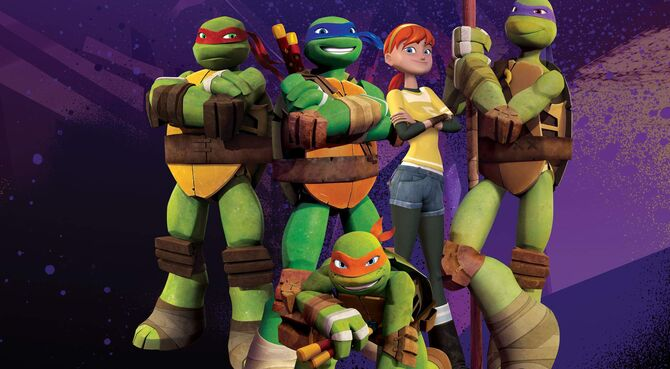 Teenage Mutant Ninja Turtles Wiki  FANDOM powered by Wikia
