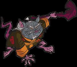 Master Splinter ROTTMNT Render