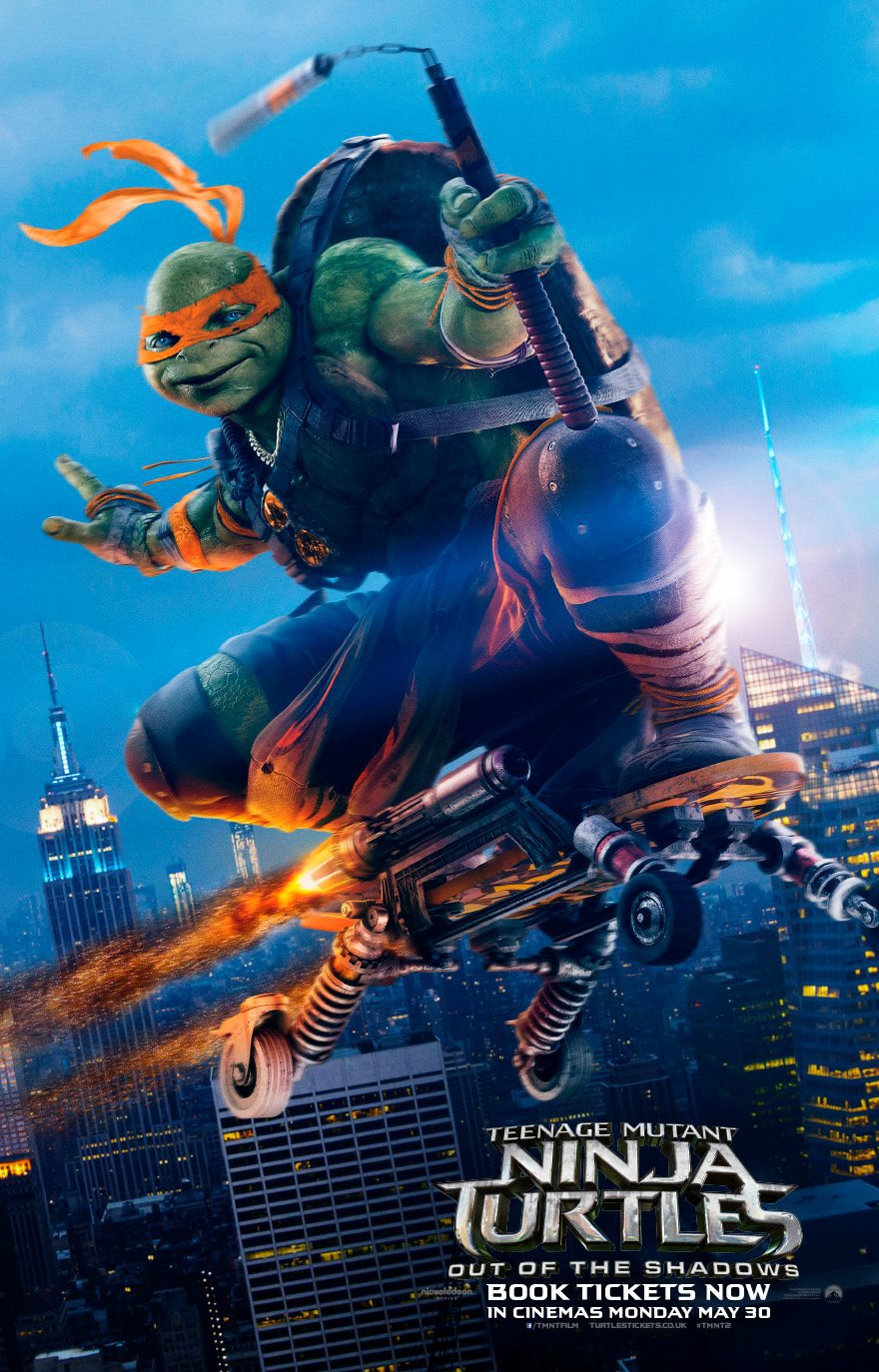 Michelangelo Paramount Tmntpedia Fandom Powered By Wikia
