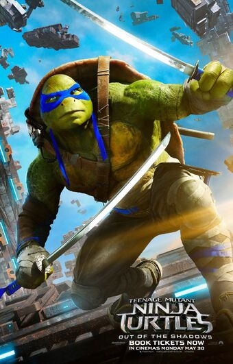 Leonardo Paramount Tmntpedia Fandom