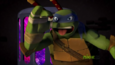 Tmnt 2012 leo taunting by aamlfan04-d5ghso7