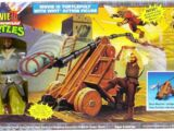 Movie III Turtlepult with Whit (1993 toy)