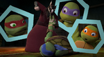 S01E13 Turtles Splinter wins
