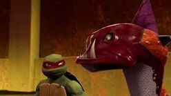 Fishface and Raphael