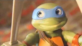 Half Shell Heroes Mega Mutant Leo Commercial-0