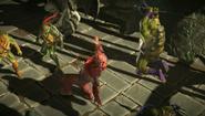 Injustice 2 trailer - turtles attack
