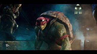 TMNT Movie - International TV Spot 1