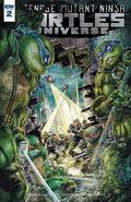 TMNT Universe -2 Cover A