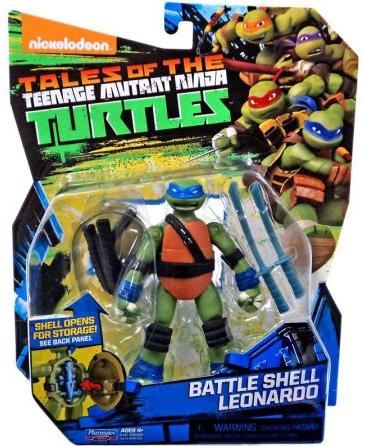 Battle Shell Leonardo (2017 action figure) | TMNTPedia ...