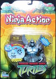 Ninja Action Shredder