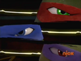 Raph, Leo, Donnie eyes