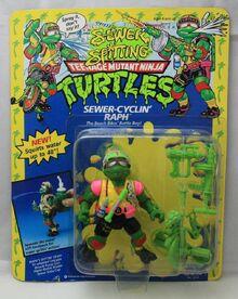 Sewer cyclin' raph , sewer spitting series 1992
