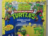 Sewer-Cyclin' Raph (1992 action figure)