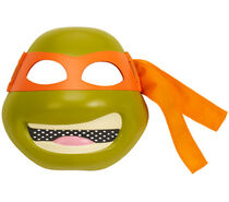 TMNT DLXMask Mike pu1