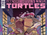 Teenage Mutant Ninja Turtles issue 109 (IDW)
