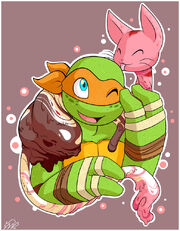 The sweetest pet by akane the fox-d7hc8w4