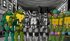 Turtles-forever