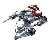 Ninja turtle by mooncalfe-d5kp3dy