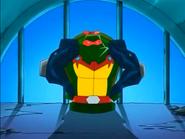 TMNT FF Raphael puppet