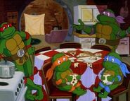 Teenage mutant ninja turtles 1987 season4 part2 kid turtles pizza