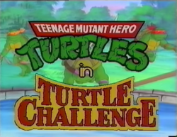 Turtlechallenge