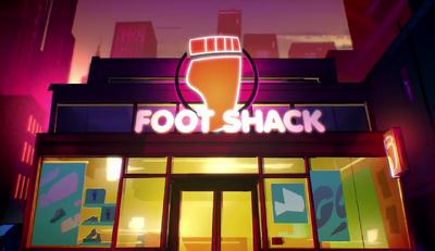 Foot Shack exterior