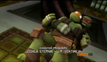 Mikey, Raph training4