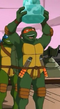 Mikey Battle Nexus champion