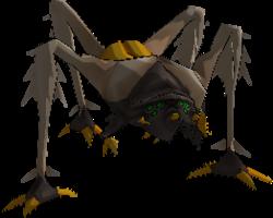 Spider battlenexus