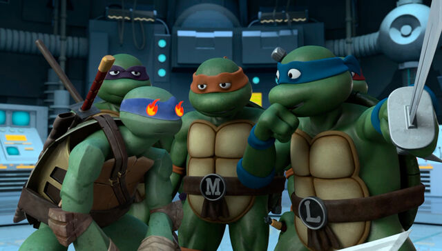 tmnt lone rat and cubs fanfiction