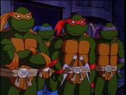 Wrath of the rat king 76 - turtles