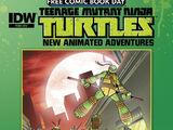 Teenage Mutant Ninja Turtles: New Animated Adventures issue 0