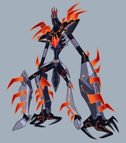 Mutated cybershredd