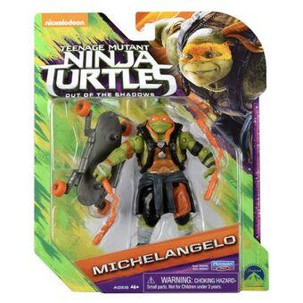 Michelangelo 2016 Action Figure Tmntpedia Fandom