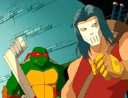 Raph and Casey 2