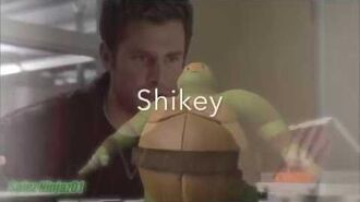 Shawn And Fat Mikey TMNT AND PSYCH