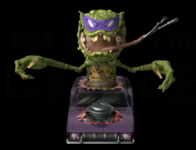 Speed demon donatello2