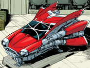 Hot Rod (IDW)